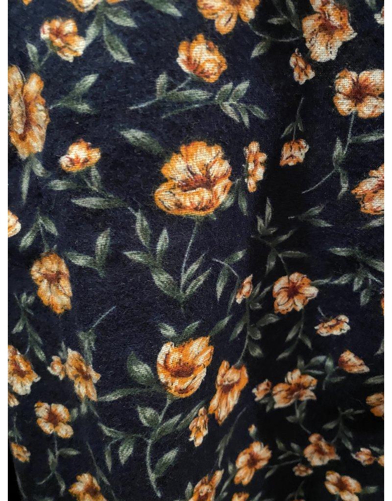 Barque Rose Flannel