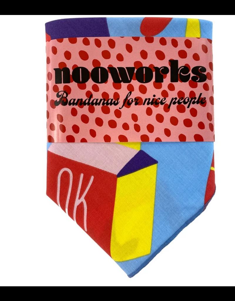 Nooworks Snacks Bandana