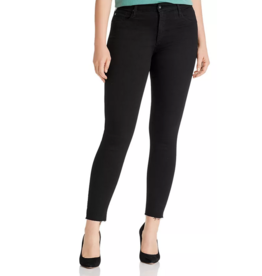 AG Black Ink Farrah Skinny Ankle