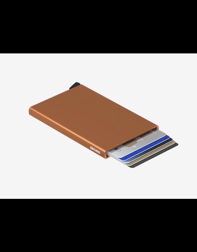 Secrid Secrid Cardprotector Rust