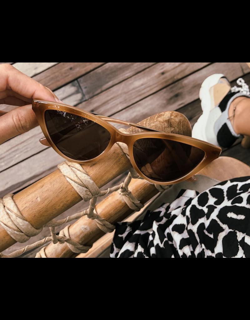 Freyrs Eyewear Soho Brown Sunglasses