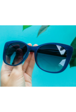 Freyrs Eyewear Honey Blue Sunglasses