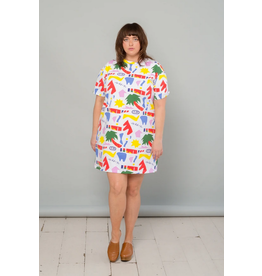 Nooworks A-OK TEE DRESS