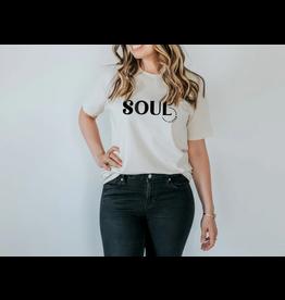 Gladfolk Soul Sister Tee