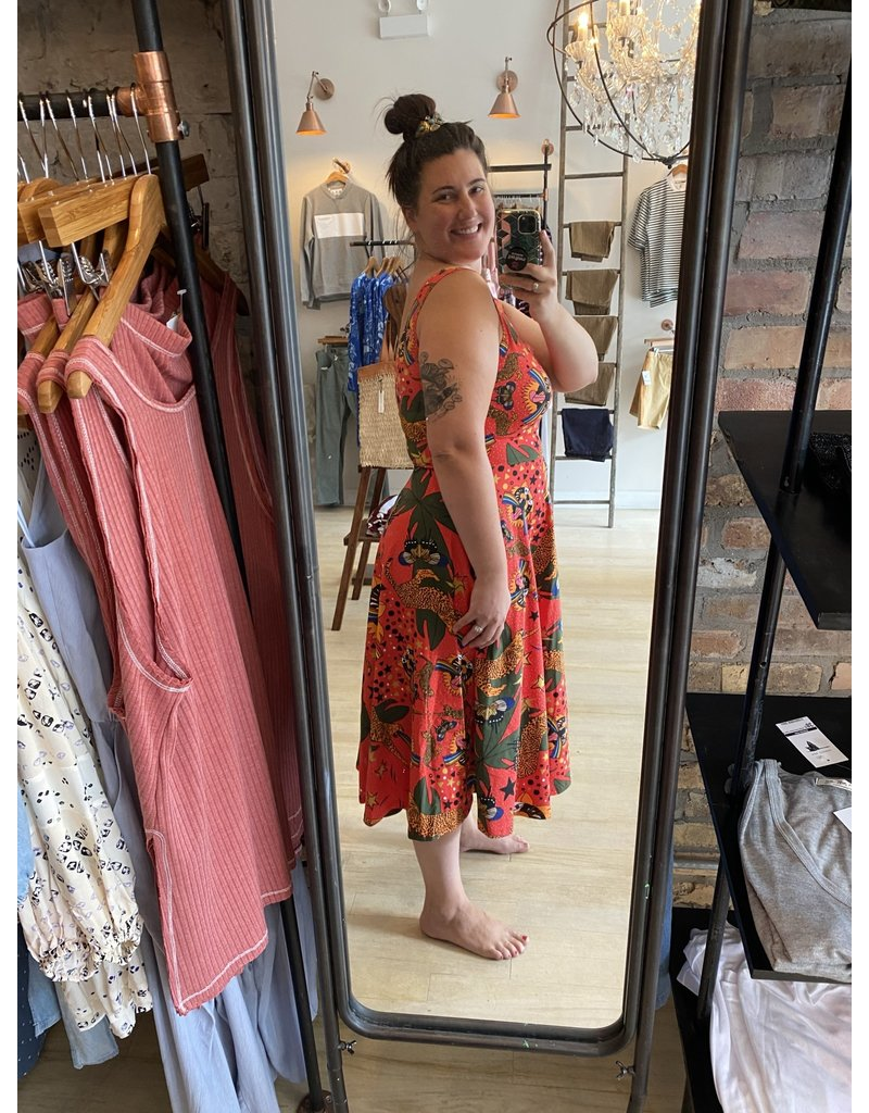 Nooworks Vacation Tiger Pride Dress
