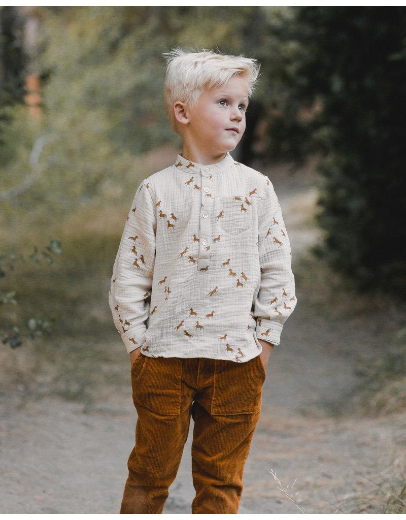 Rylee and Cru Horse Mason Shirt