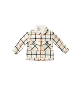 Rylee and Cru Kids Julian Plaid Jacket