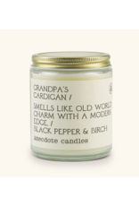 Anecdote Candles Grandpa's Cardigan Candle