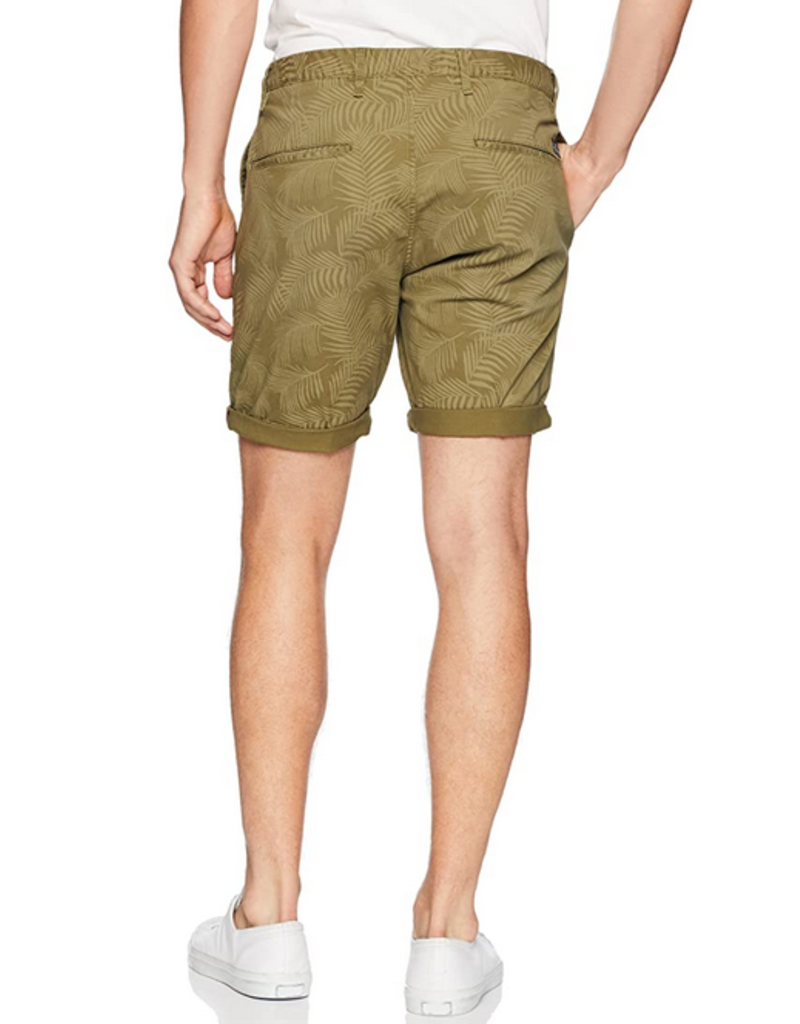 Scotch & Soda Classic Chino Garment Dyed Shorts