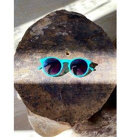 Beth Gaskill Turquoise Sunglasses