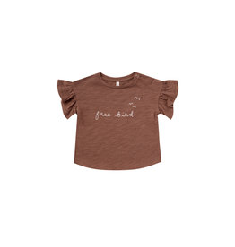 Rylee and Cru Kids Free Bird Flutter Tee