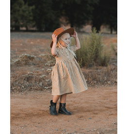 Rylee and Cru Kids Gingham Esme Dress