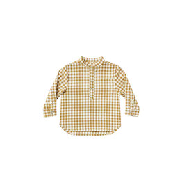 Rylee and Cru Kids Gingham Mason Shirt
