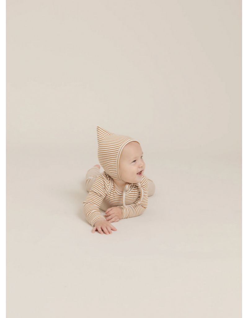 Quincy Mae Striped Baby Pixie Hat