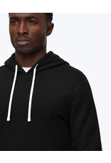 Reigning Champ Midweight Terry Pullover Hoodie Black