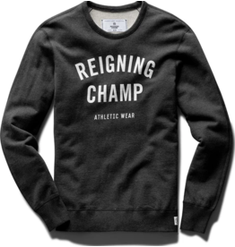 Reigning Champ Reigning Champ Logo Crew Pullover