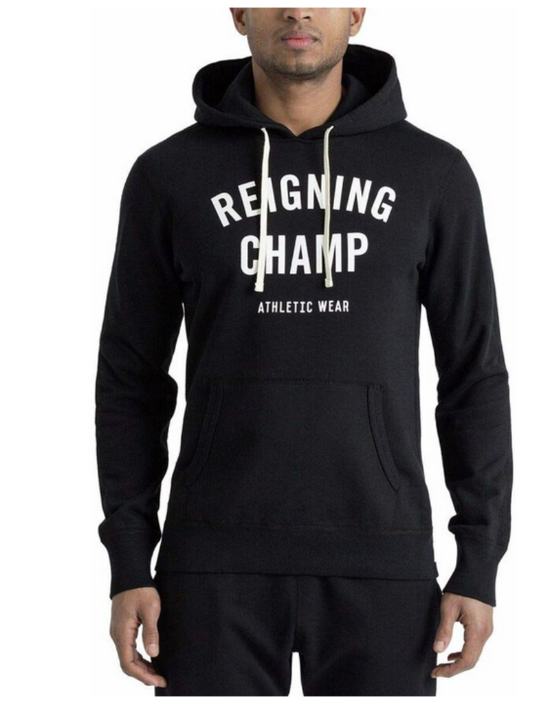 Reigning Champ Reigning Champ Gym Logo Hoodie
