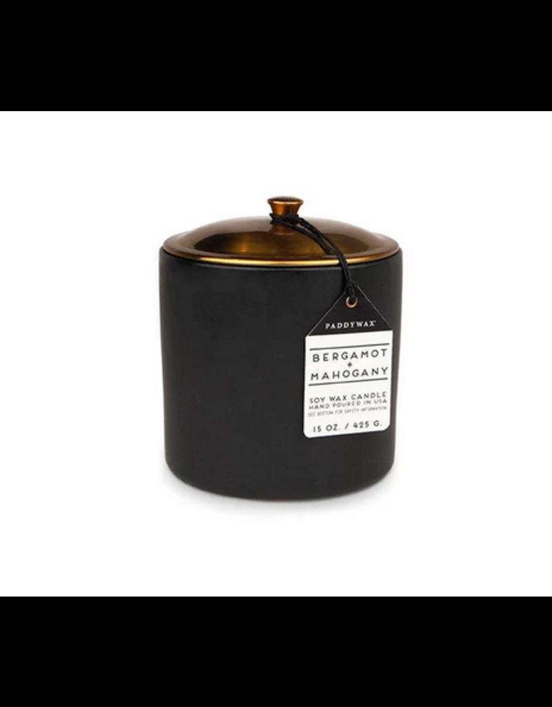 Hygge Candle 15 OZ Bergamot & Mahogany