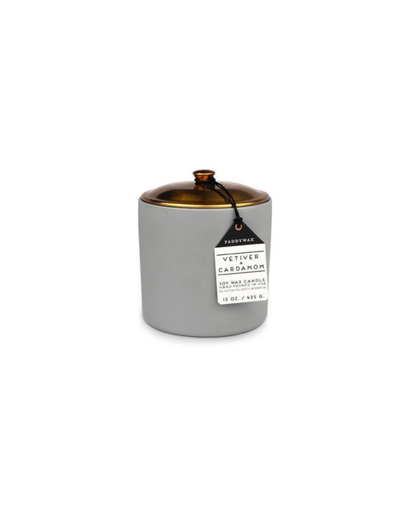 Hygge Candle 15 OZ Vetiver & Cardamom