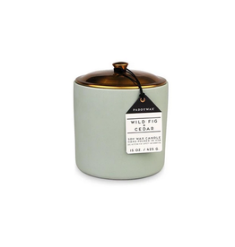 Hygge Candle 15 OZ Wild Fig & Cedar
