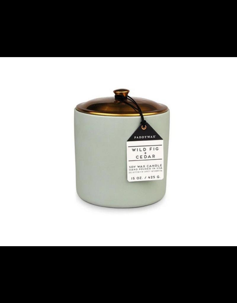 Hygge Candle 15 OZ Wild Fig & Cedar