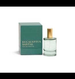 Paddywax Eucalyptus & Santal Parfum