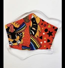 Nooworks Tiger Pride Mask