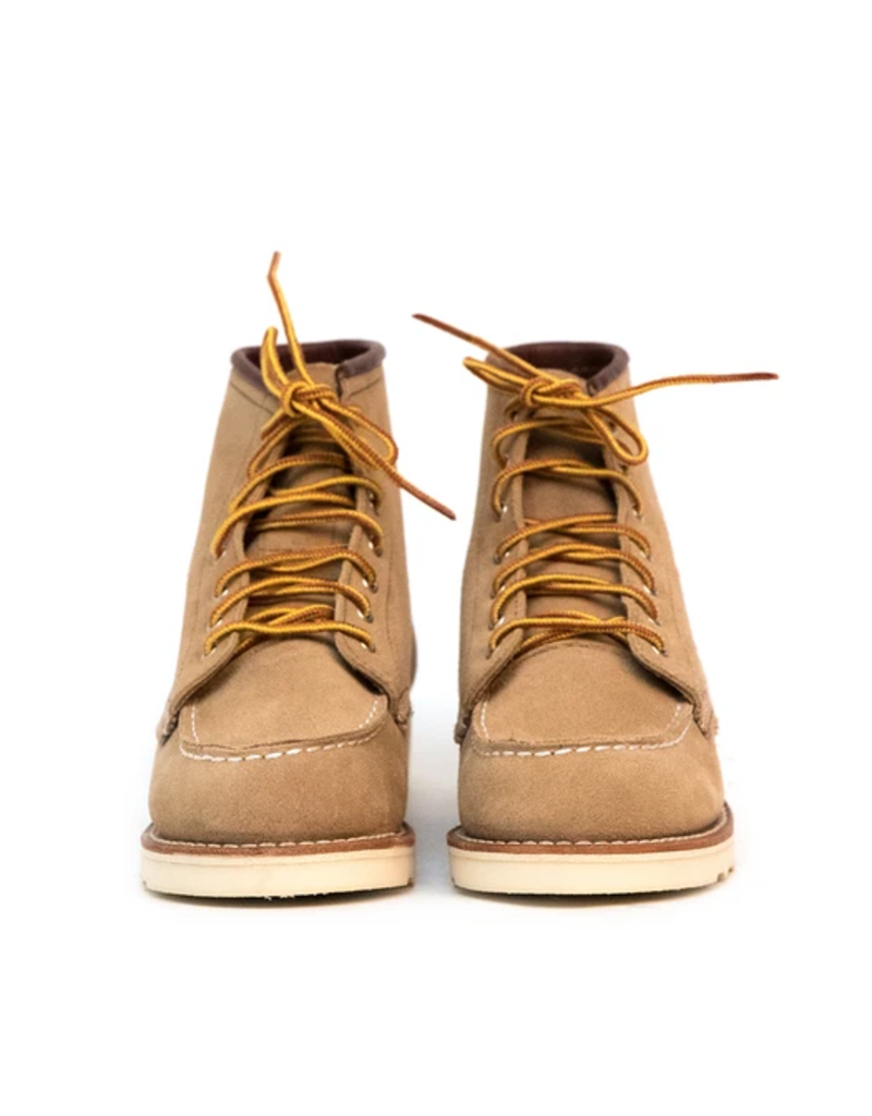 Redwing Heritage 6 - Inch Moc Toe Sand Mohave #3367