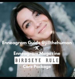 Birdseye Rule Enneagram Guide @jillthehuman X Enneagram Magazine Birdseye Rule Care Package