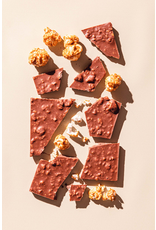 Compartes Chocolate Drive In Carmel Popcorn Milk Chocolate Bar