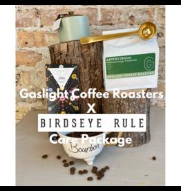 Birdseye Rule Gaslight Coffee Roasters Care Package
