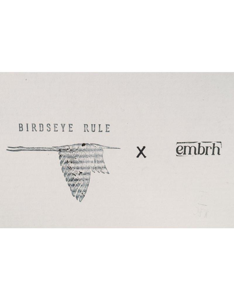 Birdseye Rule Embrh Stocking Care Package