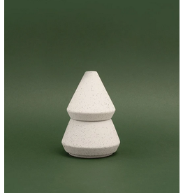 Paddywax Small White Tree Stack
