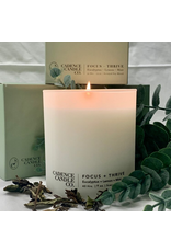 Cadence Candle Focus + Thrive Candle
