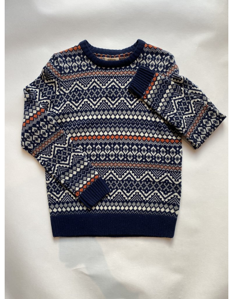 Barque Nordic Crewneck Sweater