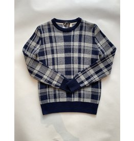 Barque Vivaldi Plaid Sweater