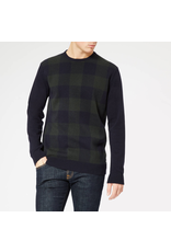 Barbour Buffalo Crewneck Wool Sweater