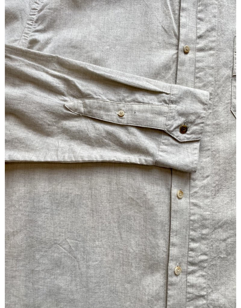 Scotch & Soda Tell No Tales Brushed Cotton Button Up