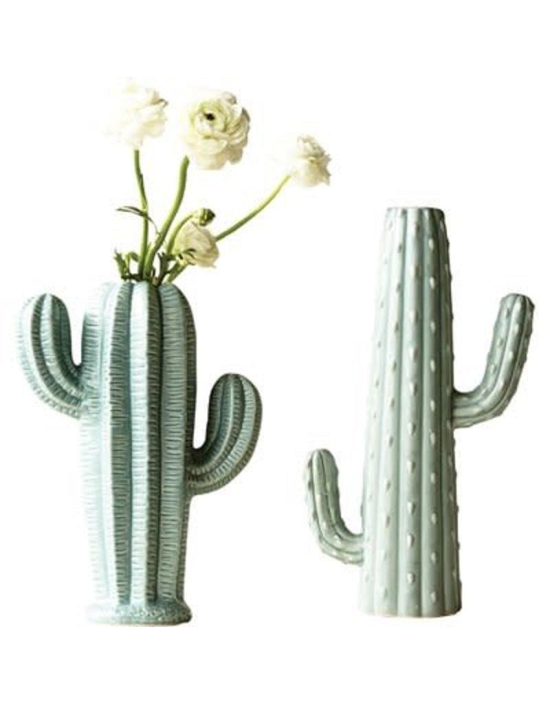 Creative Co-Op Cactus Vase