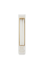 """Paddywax Tapper Ivory Candle Stick 10"""""""