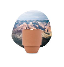 Paddywax National Parks Ceramic Candle