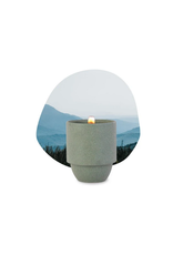 Paddywax National Parks Ceramic Candle GREAT SMOKY MOUNTAINS MAPLEWOOD & MOSS