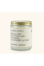 Anecdote Candles Young Love 7.8 Oz
