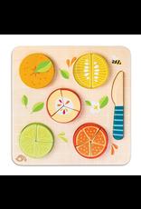 Tender Leaf Orange and Lemon Fractions