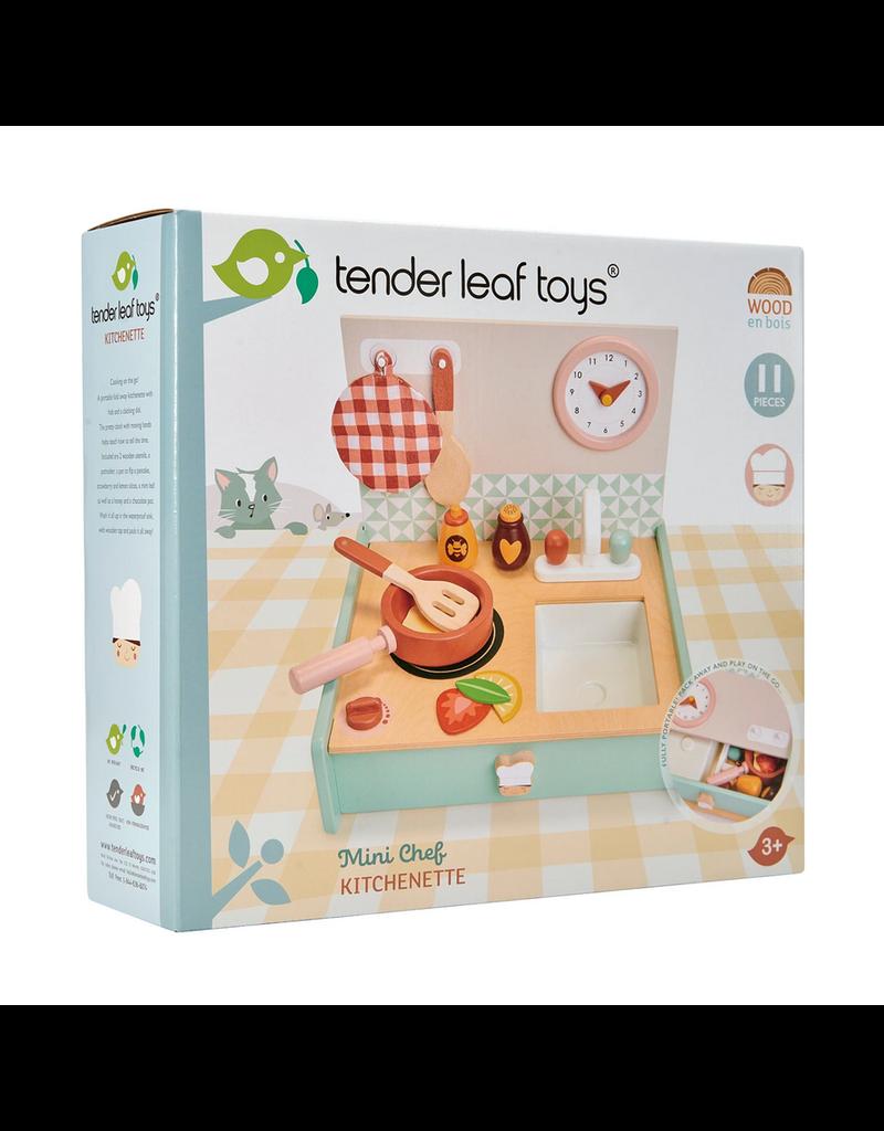 Tender Leaf Mini Chef Kitchenette