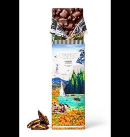 Compartes Chocolate Campfire S'mores Dark Chocolate Bar