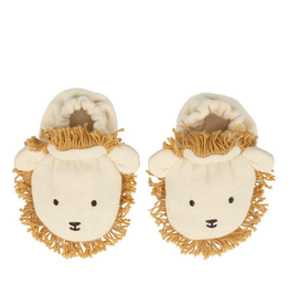 Meri Meri Lion Baby Booties