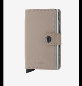 Secrid Secrid Miniwallet - Specialty Leather Crisple Taupe Camo