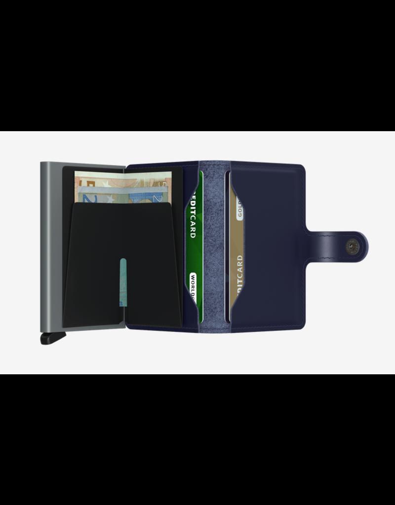 Secrid Secrid Miniwallet Metallic Blue