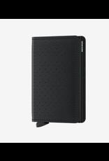 Secrid Secrid Slimwallet - Specialty Leather  Perforated Black